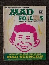 Vintage Mad Magazine Fifth Collection of Mad Follies