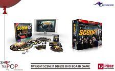 TWILIGHT  SCENE IT DELUXE  EDITION DVD BOARD GAME BNIB SEALED TEENS VAMPIRES