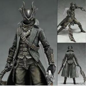 Max Factory Figma No.367 Bloodborne Hunter Action Figure New In Box