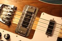 Rickenbacker 4003 Bass aftermarket  Treble Bezel™ STANDARD Chrome