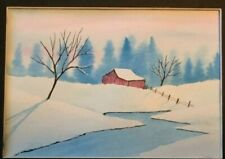 Original watercolor painting 5