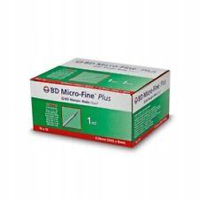 Strzykawki insulinowe BD Micro-Fine 30Gx8 1ml U-40  - 100szt/pc.038