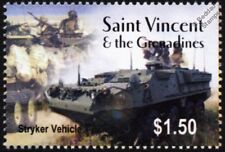 Iraq Gulf War / US Army STRYKER IAV (Interim Armored Vehicle) Tank Stamp