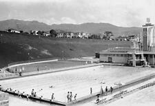 Photo. ca 1937. Brazil. Minas Tennis Club in Belo Horizonte