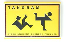 Tangram | 1,600 Ancient Chinese Puzzles | Joost Elffers & Michael Schuyt