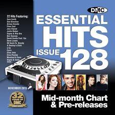 DMC Essential Hits 128 Chart Music DJ CD