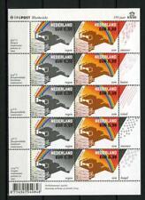 Nederland 2004 vel 150 jaar KNMI 2248/2249/ Wheather
