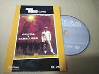 Ufficiale Y Cavaliere DVD Richard Gere Debra Winger Tappo De Cartone Fine