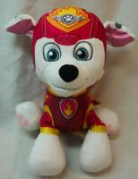 "Nickelodeon Paw Patrol MARSHALL THE PUPPY DOG 6"" Plush STUFFED ANIMAL Toy"