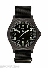Reloj de Cuarzo MWC G10 300m PVD | Militar | Tornillo Crown & Case atrás | High Spec