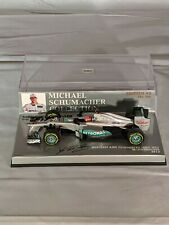 Michael Schumacher Collection Nr. 46, Mercedes AMG, F1 2012 W03,1:43 Minichamps