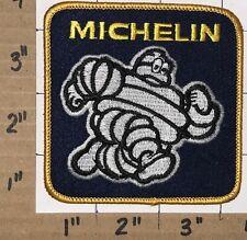 1 MICHELIN TIRE MAN BLIMP RUBBER COMPANY #1 IN TIRES CREST EMBLEM PATCH