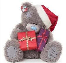 "ME TO YOU BEAR TATTY TEDDY 24"" - CHRISTMAS XMAS - SANTA HAT PRESENTS GIFT BEAR"