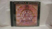 Chakra Chants Jonathan Goldman Etherean Music                             cd1352