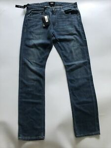 PAIGE mens Premium Stretch Denim Jeans Style: FEDERAL Blue  W32 NEW RRP £220