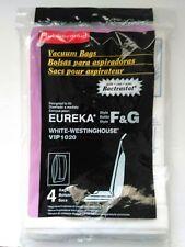 Rubbermaid Style F&G Vacuum Cleaner Bags 4 Bags New In Original Packaging