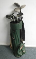 Northwestern Status Titanium RH 10 Clubs Golf Club Set W/ Voit Golf Bag Oversize