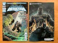 DETECTIVE COMICS 1026 Main + Lee Bermejo Variant Set DC NM