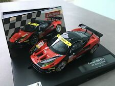 "Carrera Evolution 27511 FERRARI 458 gt2 ""at Racing No. 56"" NUOVO OVP"
