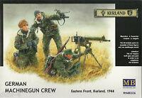 Master Box MB 3526 German Machinegun Crew - deutsche Soldaten - 1:35