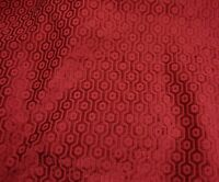 "Wine Serenade Chenille Upholstery Drapery Fabrics 56"" wide fabric by the yard"