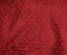 """Wine Serenade Chenille Upholstery Drapery Fabrics 56"""" wide fabric by the yard"""