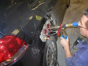 HAND PULLER MIRACLE DENT PULLER PANEL REPAIR SYSTEM AXI DENT FLATLINER