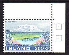 Iceland - 1972 Landscapes Mi. 460 MNH