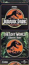 Jurassic Park Action & Adventure VHS Films