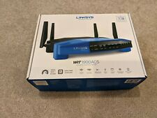 LinksysWRT1900ACS WirelessRouter-FlashRouter- Configured for EXPRESS VPN