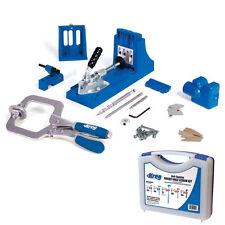 Kreg K4MS Jig Master System with SK03 675 Screws Pocket Hole Screw Joinery Kit