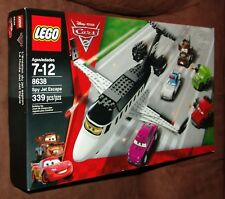 "Lego ""DISNEY/PIXAR CARS"" Set #8638 ""Spy Jet Escape"" Retired Brand New & Unopened"
