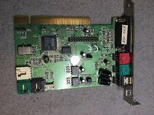 PCI Soundkarte Terratec ES1938S / Sound