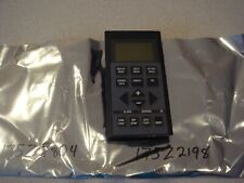 USED DANFOSS LCP KEYPAD VLT6000 175Z2198 FREE SHIPPING PULLED FROM WORKING DRIVE