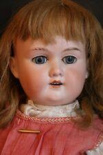 Antique German Bisque Doll Floradora 24 IN, Antique Doll, Composition Body