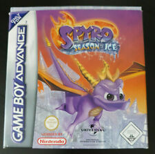 Spyro Season of Ice for Game Boy Advance - Working and in Excellent Condition