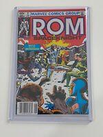ROM #31 (Marvel, 1982)
