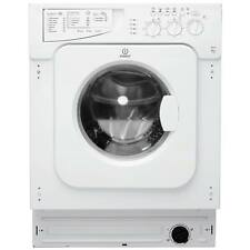 Indesit Ecotime IWME 127 A+ 7kg 1200 Spin Integrated Washing Machine in White