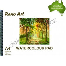 A4 Watercolour Pad 280gsm Atrist Painting Art Paper Sketchbook Sketch Drawing