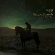 Balance presents Natura Sonoris mixed by Henry Saiz NEW/SEALED CD