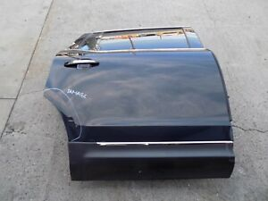 2010 2011 2012 2013 2014 2015 LINCOLN MKT RIGHT REAR DOOR COMPLETE USED