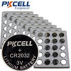 200x CR2032 3V Lithium Battery 2032 ECR2032 Coin Cell for LED Lights FAST SHIP