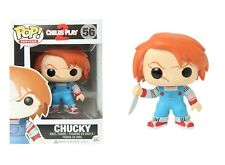 Funko POP! Movies #56 Chucky Vinyl Figure From Horror Classic Child's Play 2