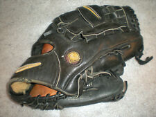 """Nike Pro Gold 1201 12"""" Baseball Glove Mitt Right Handed ASIS DAMAGED PLEASE READ"""