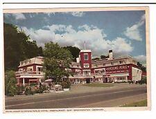 Postcard: Pearl Coast(Kystens Perle) Hotel-restaurant-Bar-Snekkersten-Denmark