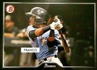 Wander Franco~2019 Topps On Demand`55 Bowman TV Style Rookie Baseball Card #4(M)