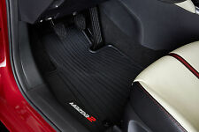 Original Mazda 2 DJ Gummi-Fußmatten DC3LV0351