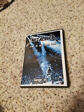 METALLICA - DVD 'Live Covers' New York 1998 MTV Special - Concert of cover tunes