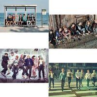 BTS (Bangtan Boys) KPOP Album Official Folded Poster