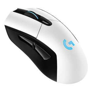 Logitech G-Series G703 Lightspeed Wireless Gaming Mouse - White (NO RECEIVER/...